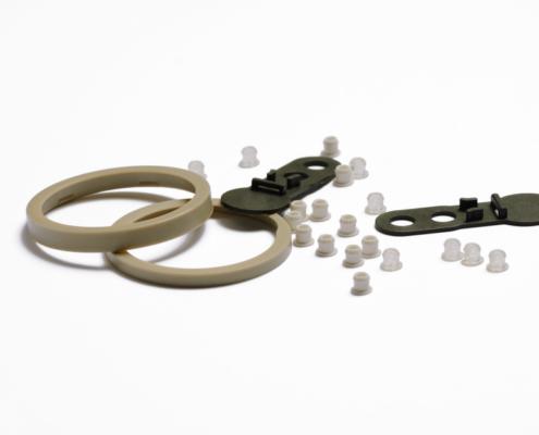 Teile aus Hochleistungskunststoffen