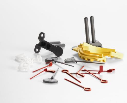 Teile aus technischen Kunststoffen